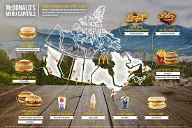 Capital Of Canada Map by Mcdonald U0027s Capital Of Canada Menu Items She U0027s Connected