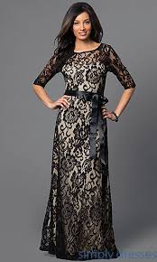 lace dresses lace dress with half sleeves sf 8793