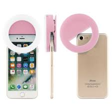 Light For Phone Led Selfie Lamp Ring Light For Phone Portable Usb Charge