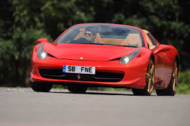 golden ferrari 458 ferrari 458 spider review auto express
