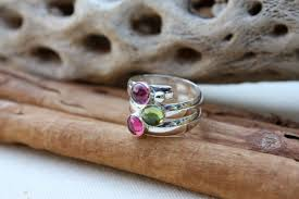 grandmothers rings mothers birthstone rings sterling silver gallery of jewelry