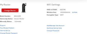how to reset verizon router password dumping the verizon fios actiontec router
