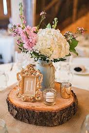 table arrangements best 25 wedding table centerpieces ideas on rustic table