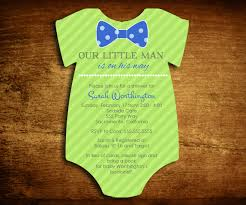 Baby Boy Clothes Target Little Man Baby Shower Invitation Bow Tie Shower Invite