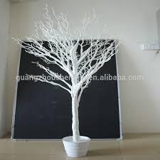 q120335 artificial white tree branch decoration ornamental