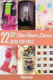 Best DIY Gift Ideas For Teens Room Decor Teen And Creative - Easy diy bedroom ideas