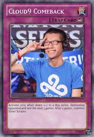You Ve Activated My Trap Card Meme - team liquid lol on twitter just checking has the trap card been