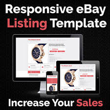 listing template ebay