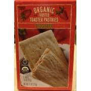 Glutino Toaster Pastry Trader Joe U0027s Organic Strawberry Frosted Toaster Pastries Calories