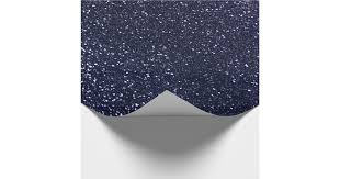 silver glitter wrapping paper navy blue glitter wrapping paper zazzle