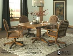 dining room chairs with rollers emejing rolling dining room chairs gallery rugoingmyway us