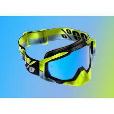 100 racecraft motocross goggles crush 100 crossbrille racecraft verspiegelt s16 enduro store