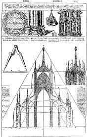 milan cathedral floor plan duomo di milano data photos plans wikiarquitectura