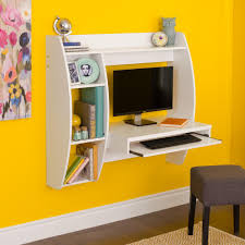 White Wood Desk Prepac White Desk With Shelves Wehw 0201 1 The Home Depot