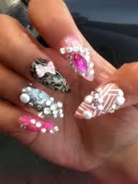 30 best nagels images on pinterest stilettos stiletto nails and