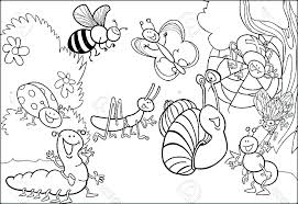 preschool coloring pages bugs insect coloring pages preschool insects coloring pages bug coloring