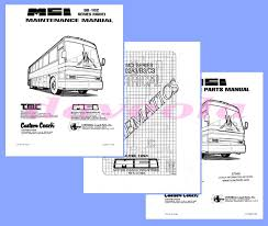 mci bus manuals the best bus