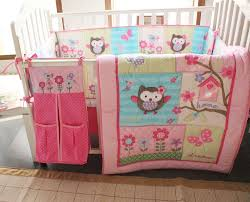 Nursery Cot Bedding Sets Baby Bedding Crib Cot Sets 8 Owl Theme Nurseries