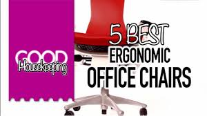 five best ergonomic office chairs 2017 providing ample comfort