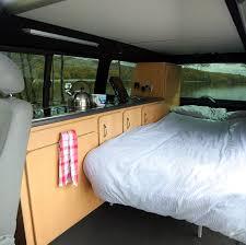 campervan interior traveling vans pinterest campervan