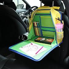 tablette de voyage pour siege auto plateau de voyage pour enfant tablette de voyage organiseur de