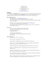 fashion resume objective examples fashion designer resume