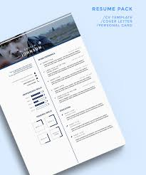 Best Free Resume Templates Indesign by 5 Free Professional Clean Resume Templates A Graphic World