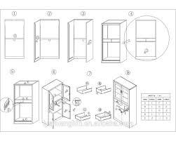 wall shelves with glass doors no srew glass door metal file display cupboard metal wall cabinet