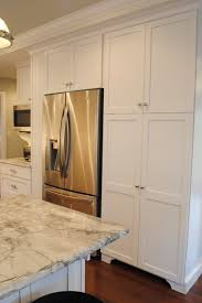 Dynasty Kitchen Cabinets by Omega Dynasty Puritan Maple Pure White Traditional Kitchen