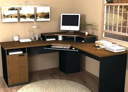 Solid Oak Corner Desk Solid Wood Corner Desk Computer Desk Design More Ideas For Wood
