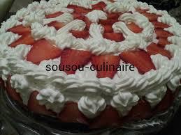 cuisine de sousou génoise aux fraises délice culinaire de sousou et ses filles