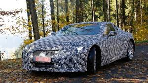 lexus lc 500 news lexus lc 500 heading to detroit