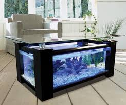 Different Types Of Coffee Tables Aquarium Coffee Table