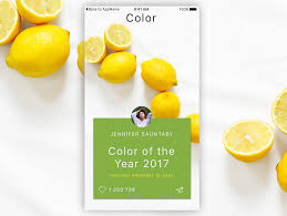 pantone trends 2017 color trends greenery notes on design
