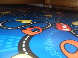 sol vinyle chambre enfant charmant sol pvc circuit voiture avec sol vinyle play motif