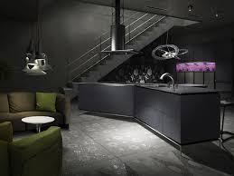 stunning black kitchen ideas shift home decoration to next level