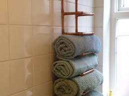 bathroom towel holder ideas towel shelves bathroom home design inspiration ideas and pictures