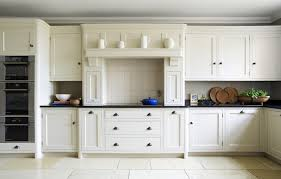 Farmhouse Kitchen Furniture by Cabinets U0026 Drawer Spacious Farmhouse Kitchen White Interior