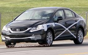2013 honda civic redesign info updates inside page 3 9th