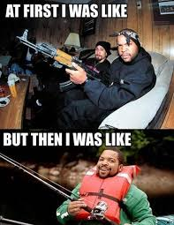 Funny Booty Memes - ice cube meme