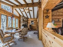 casa bonita 2 bedroom log cabin with private tub ruidoso