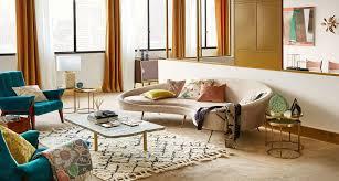 décoration canapé tendance déco le canapé arrondi style kagan le déco de mlc
