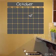 chalkboard calendar 3 diy ideas