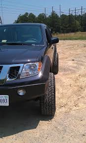 nissan frontier 2001 custom wheel spacer pics nissan frontier forum