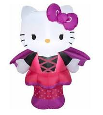 Hello Kitty Halloween Decorations by Halloween Outdoor Inflatables Page Four Halloween Wikii