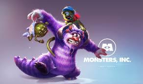 heri irawan monster creature forge