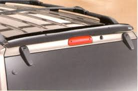 jeep grand cross rails roof rack cross rails for a jeep grand from jeep parts