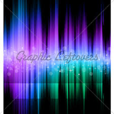 futuristic rainbow lights background for poster of flyers gl