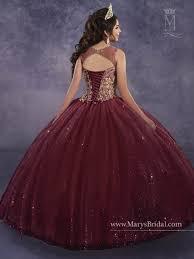 maroon quinceanera dresses marys bridal 4q496 quinceanera dress madamebridal