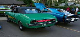 dodge charger convertible 1970 ford torino gt convertible and 1969 dodge charger 500 flickr